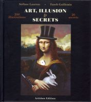 Couverture Art Illusion Secrets